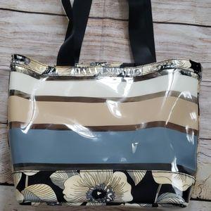 Vera Bradley plastic tote bag